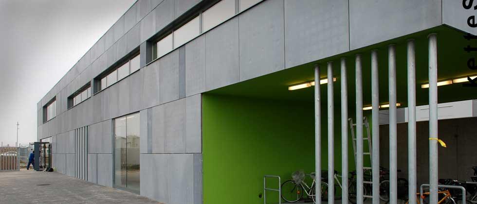RG DBP fogadóépület