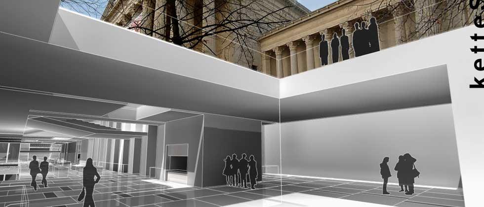 Szépművészeti Múzeum bővítése
