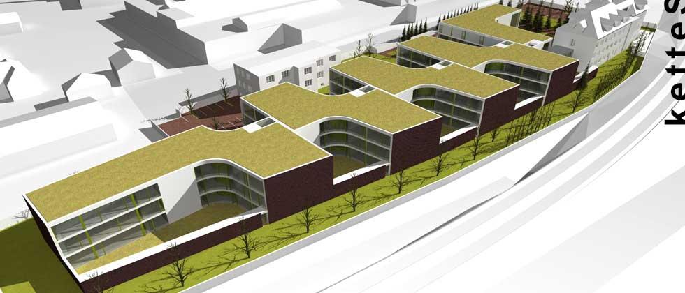 PROLAN - ingatlanfejlesztés pályázat