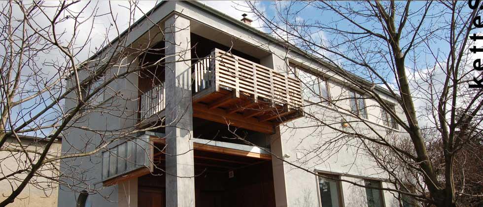 Teleki utca - családi ház